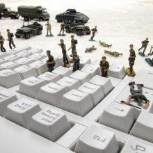 """Konferencijoje – apie dezinformaciją, Rusijos """"trolius"""" ir hibridinį karą"""