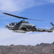 Čekijos kariuomenė JAV gamybos sraigtasparniams išleis 570 mln. eurų