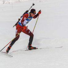 Lietuvos biatlonininkai mišrioje pasaulio čempionato estafetėje – 25-i