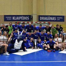 Rekordinis Lietuvos rankinio klubų skaičius ruošiasi dalyvauti Europos taurėse