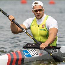 H. Žustautas ir A. Seja pateko į Europos žaidynių finalus