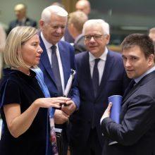 Ukrainos užsienio reikalų ministras: ruošiame keletą siurprizų Rusijai