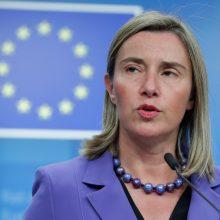 ES rengia naujas sankcijas Rusijai