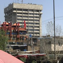 Per išpuolį Kabulo centre sužeisti šeši žmonės