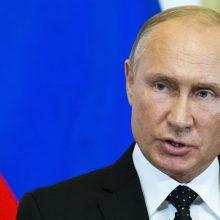 V. Putinas suteikė malonę Rusijoje už kanapių laikymą nuteistai izraelietei
