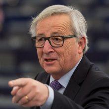 J. C. Junckeris: Europa išlieka gražiausia vieta gyventi