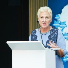 I. Degutienė: konservatorių programa orientuota į šeimos vertybes
