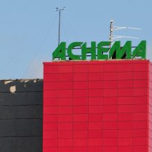 "Teismas atmetė ""Achemos"" skundą byloje prieš EK"