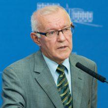 Viceministras: būtina užtikrinti, kad Sirijos pabėgėliai saugiai grįžtų namo