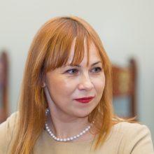 Buvusi ministrė paskirta švietimo ir mokslo atašė prie EBPO