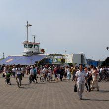 """""""Smiltynės perkėla"""" prie valstybės biudžeto prisidės beveik 400 tūkst. eurų"""