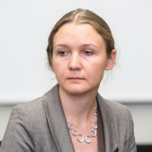 Migracijos departamentui antrą kadenciją vadovaus E. Gudzinskaitė