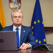 """G. Nausėda: politinis dėmesys ambasadorių skyrimui rodo, kad """"atšalimas"""" būtinas"""