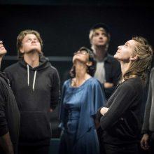 Lietuvos rusų dramos teatras  atsisveikina su dviem vienaveiksmiais spektakliais