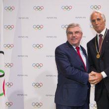 Prieš atsistatydindamas G. Conte išgelbėjo Italiją nuo gėdos olimpinėse žaidynėse