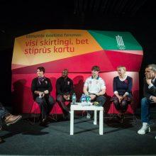 Virtualiame Olimpinio švietimo forume – išskirtiniai pranešėjai ir rekordinis dalyvių skaičius
