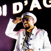 Mega žvaigždė Gigi D'Agostino koncertuos Lietuvoje