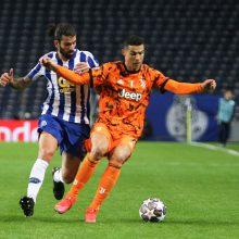 """Čempionų lyga: C. Ronaldo sugrįžimas į tėvynę prisvilo, o """"Borussia"""" triumfavo Ispanijoje"""