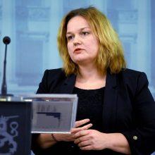 Suomijos įstatymų leidėjai pritarė skiepų pasui