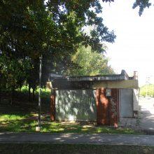 Draugystės parko vaizdą darko palikti riogsoti baisūs pastatai <span style=color:red;>(nuotraukos)</span>