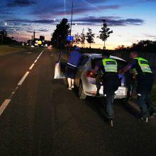 Kaune šešiems vairuotojams teks susimokėti nemažas baudas