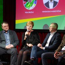 """""""Olimpinio švietimo forumas"""": sportas formuoja asmenybę ir mažina emigraciją"""