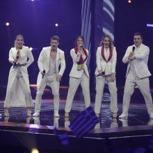 Baltarusijos atstovė Zena