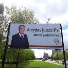 Lėkštos ir neįdomios rinkimų kampanijos