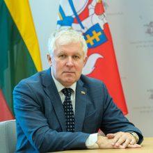 A. Anušauskas: toliau aktyviai remsime Ukrainos siekį tapti NATO nare