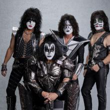 """""""Kiss"""" pranešė nukelianti pasaulinių gastrolių koncertus Europoje"""