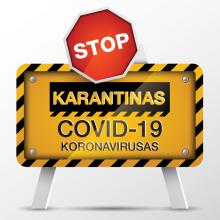 Kauno rajono savivaldybė aptarė sergančiųjų koronavirusu statistiką ir karantino atlaisvinimo kelius