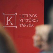 756 kultūros ir meno kūrėjams – 1,36 mln. eurų stipendijų