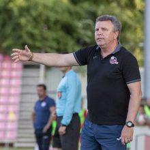 """""""Sūduvos"""" futbolininkai serbams žada rimtą kovą"""