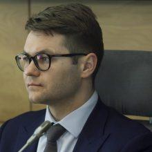 Krizinę padėtį Šiaulių ligoninėje vertinančios grupės vadovas nusišalino nuo pareigų
