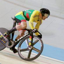 M. Marozaitė ir V. Lendelis Europos čempionate užsitikrino vietas pirmajame ketverte