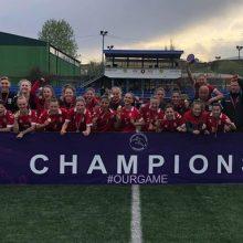 Draugiškame turnyre – Lietuvos moterų futbolo rinktinės triumfas