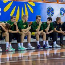 Koronavirusas eliminavo Lietuvos vyrus iš Europos kurčiųjų krepšinio čempionato