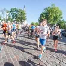 Kauno maratonas vyks nebe vasarą – išvengiant karščių norima dar geresnių rezultatų