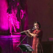 Neda ir O. Ditkovskis: mūsų koncertai – monologai apie amžinąsias vertybes
