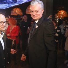 """Buvęs prezidento komunikacijos vadovas A. Zabarauskas dirbs """"Adverum"""" partneriu"""
