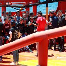 Turkija išaiškino tūkstančius pabėgėlių į Europą neteisėtai atgabenusią grupuotę
