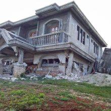 Filipinus supurtė keli stiprūs žemės drebėjimai – 8 žmonės žuvo, dešimtys sužeistų