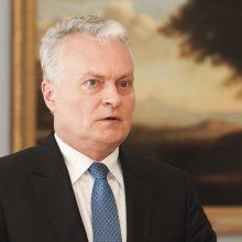 G. Nausėda: Pietų Korėjos specialistai perduos žinias ir patirtį Lietuvai