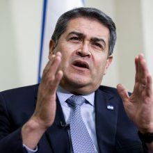 Hondūro prezidentas rugsėjo 1-ąją atidarys savo šalies diplomatinę misiją Jeruzalėje
