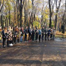 Senosiose Kauno kapinėse prisiminti įvykiai, susiję su 1956-ųjų Vengrijos revoliucija