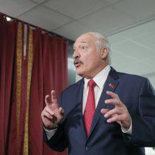 Lietuvoje gyvenantys baltarusiai A. Lukašenkos inauguraciją vadina farsu