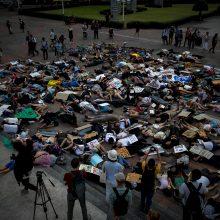 Per pasaulį nusirito protestai prieš klimato kaitą