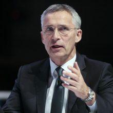 J. Stoltenbergas: START sutarties pratęsimas galėtų sutvirtinti pasaulinę ginklų kontrolę