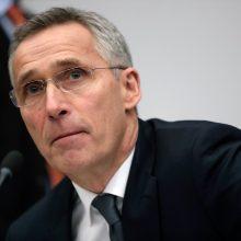 NATO vadovas yra prieš Europos branduolinį atgrasymą