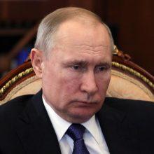 Rusija sako pasirengusi nuo birželio pradėti vakcinos nuo koronaviruso bandymus